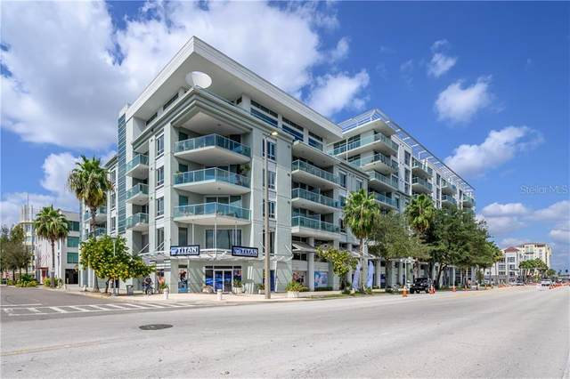 912 Channelside Drive #2416, Tampa, FL 33602 (MLS #G5033219) :: KELLER WILLIAMS ELITE PARTNERS IV REALTY