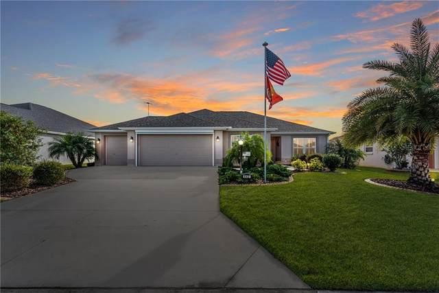 642 Coronaca Court, The Villages, FL 32163 (MLS #G5036443) :: Southern Associates Realty LLC