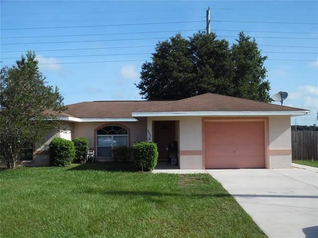 604 Boitnott Lane, Bushnell, FL 33513 (MLS #G5044159) :: The Light Team