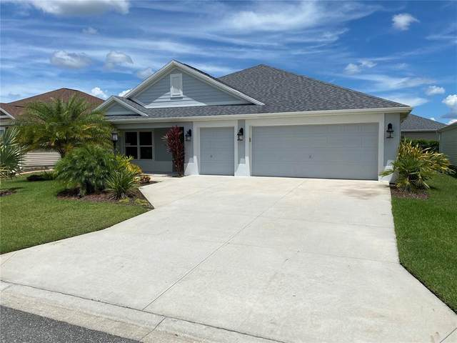 4305 Springdale Path, The Villages, FL 32163 (MLS #G5044329) :: Global Properties Realty & Investments