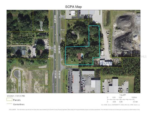 9883 N Us Highway 301, Wildwood, FL 34785 (MLS #G5046373) :: The Hustle and Heart Group