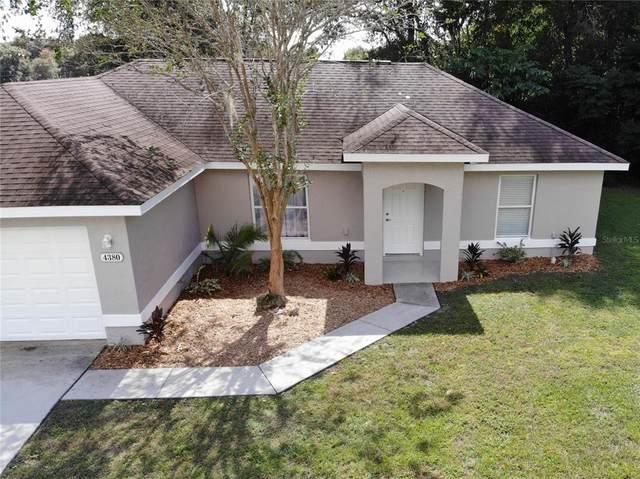 4380 SE 134TH Street, Belleview, FL 34420 (MLS #G5048014) :: Pristine Properties