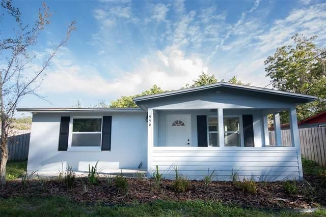 550 NW 26TH Avenue, Gainesville, FL 32609 (MLS #GC447697) :: Stewart Realty & Management