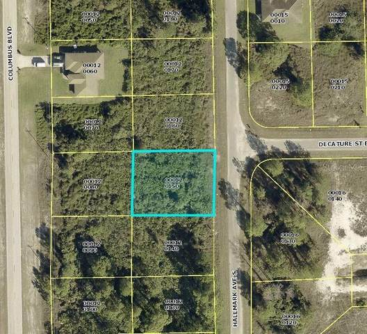 1118 Hallmark Avenue, Lehigh Acres, FL 33974 (MLS #H2203962) :: EXIT King Realty