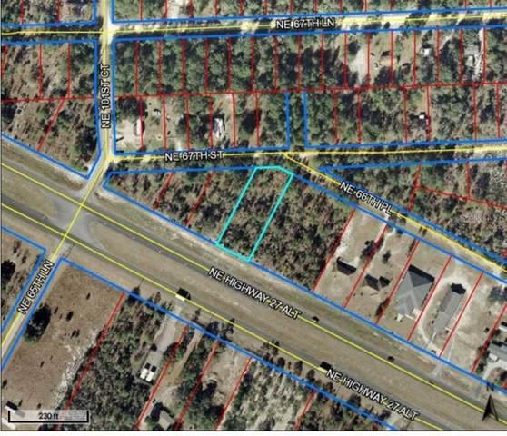 0 NE 66TH Place, Bronson, FL 32621 (MLS #H2204319) :: Zarghami Group