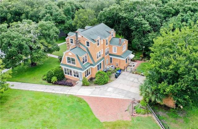 532 S Wilson Avenue, Lakeland, FL 33801 (MLS #L4909230) :: Florida Real Estate Sellers at Keller Williams Realty