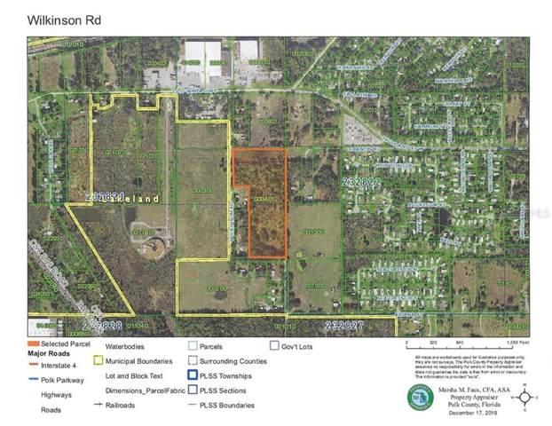 Wilkinson Road, Lakeland, FL 33803 (MLS #L4912773) :: Bustamante Real Estate