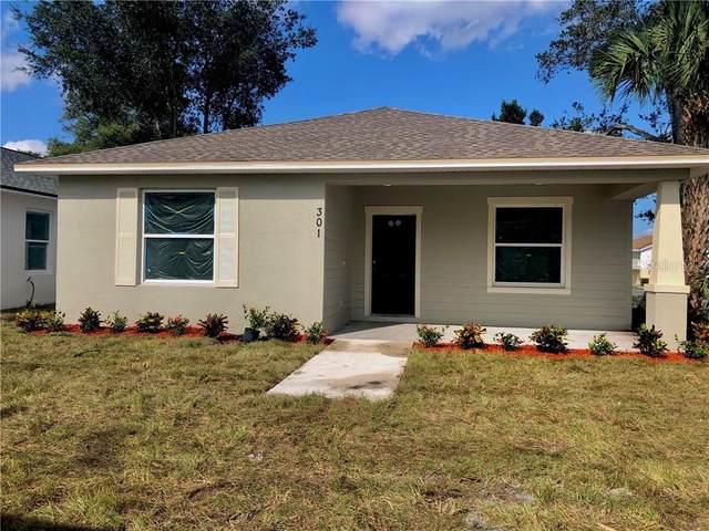 301 W 9TH Street, Lakeland, FL 33805 (MLS #L4918756) :: Delgado Home Team at Keller Williams