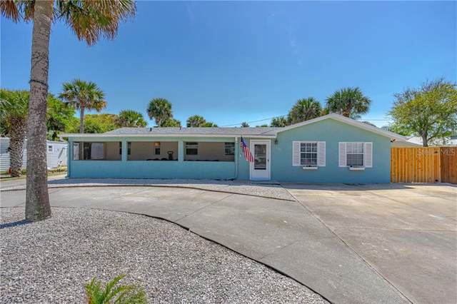 205 Normandy Avenue, New Smyrna Beach, FL 32169 (MLS #L4921629) :: Florida Real Estate Sellers at Keller Williams Realty