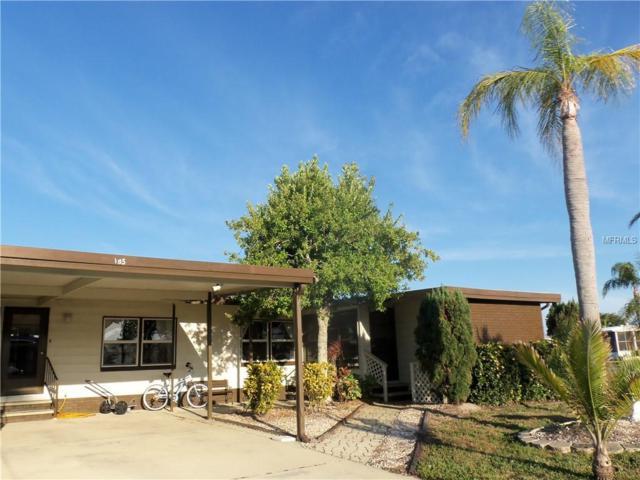 185 Palm Harbor Drive, North Port, FL 34287 (MLS #N5911258) :: The Duncan Duo Team