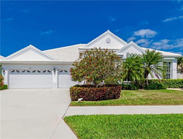 846 Blue Crane Drive, Venice, FL 34285 (MLS #N5917320) :: Medway Realty