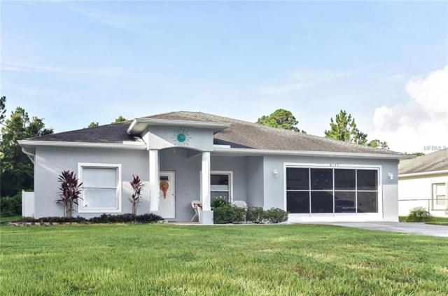 8155 Edmiston Avenue, North Port, FL 34291 (MLS #N6101217) :: The Duncan Duo Team