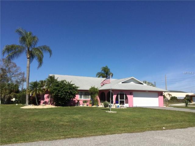 1082 Canal Terrace NW, Port Charlotte, FL 33948 (MLS #N6104046) :: RE/MAX Realtec Group