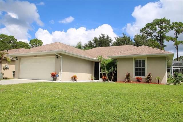 2414 Redstone Avenue, North Port, FL 34288 (MLS #N6106900) :: Cartwright Realty