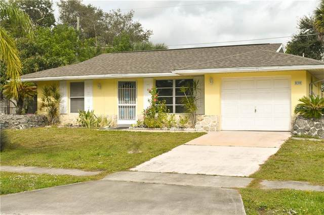 8150 Porto Chico Avenue, North Port, FL 34287 (MLS #N6113106) :: Realty One Group Skyline / The Rose Team