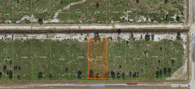 913 Japonica Avenue, Indian Lake Estates, FL 33855 (MLS #O5387874) :: The Lersch Group