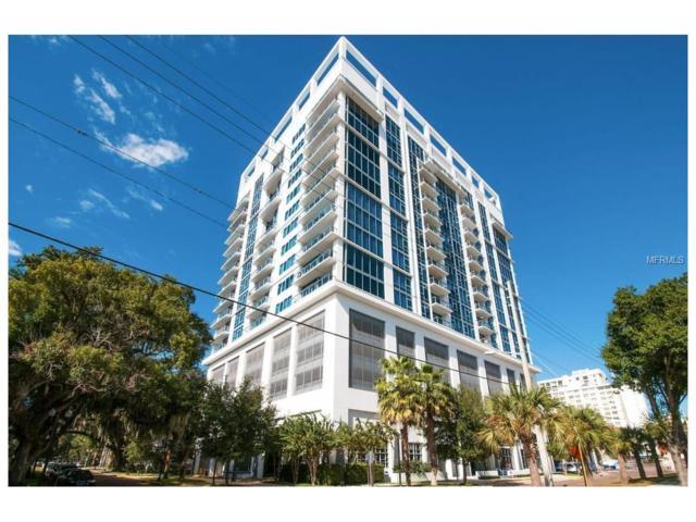 260 S Osceola Avenue #706, Orlando, FL 32801 (MLS #O5498169) :: Sosa | Philbeck Real Estate Group
