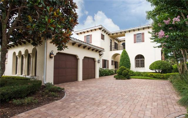 10272 Kensington Shore Dr, Orlando, FL 32827 (MLS #O5520547) :: Premium Properties Real Estate Services
