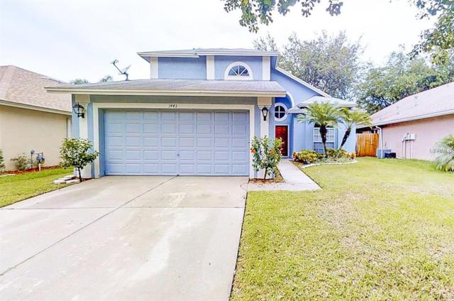 1443 Scotch Pine Drive, Brandon, FL 33511 (MLS #O5523860) :: The Lockhart Team