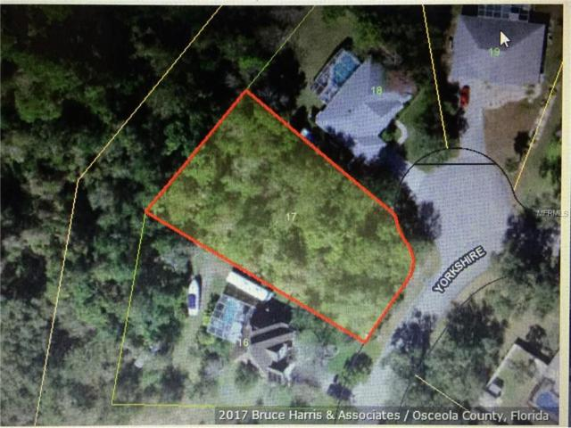 Yorkshire Lane, Kissimmee, FL 34758 (MLS #O5530566) :: Griffin Group