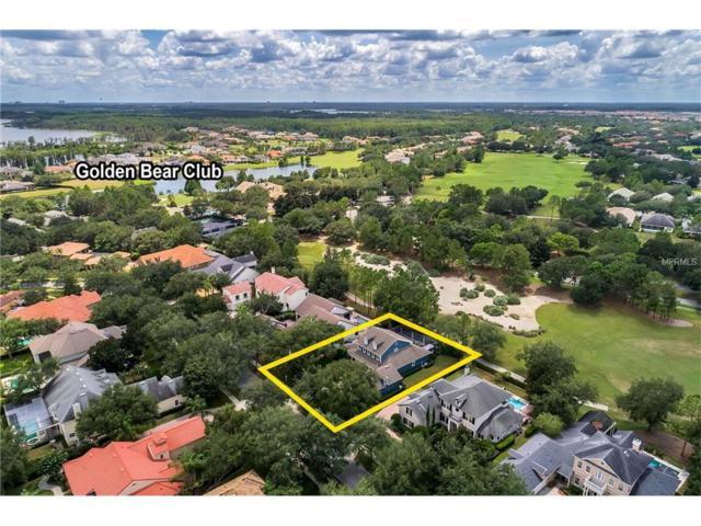 6154 Blakeford Drive, Windermere, FL 34786 (MLS #O5533266) :: The Lockhart Team