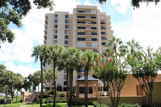 7550 Hinson Street 8A, Orlando, FL 32819 (MLS #O5554368) :: The Duncan Duo Team