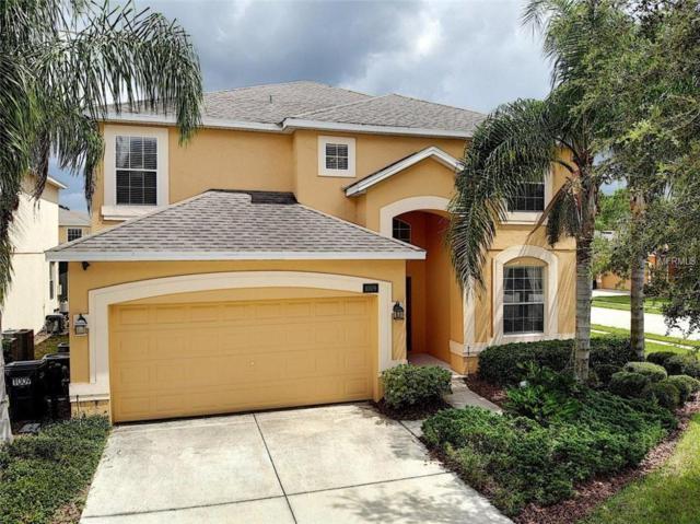 1009 Orange Cosmos Boulevard, Davenport, FL 33837 (MLS #O5561627) :: The Light Team