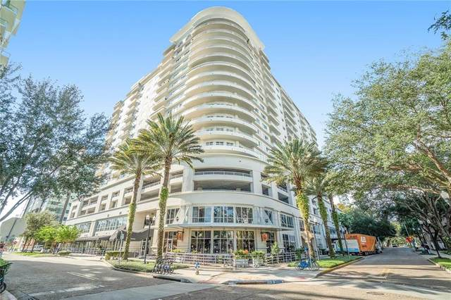 100 S Eola Drive #1010, Orlando, FL 32801 (MLS #O5570743) :: Florida Life Real Estate Group