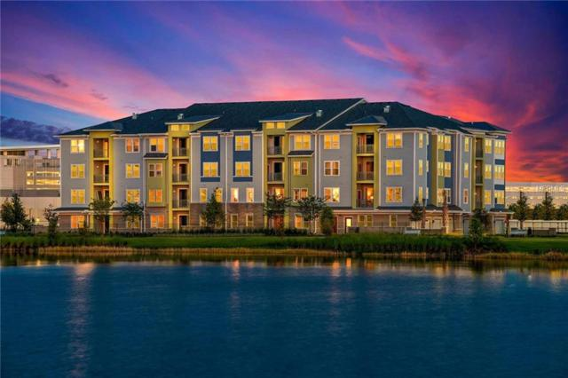 7573 Laureate Boulevard #1207, Orlando, FL 32827 (MLS #O5703098) :: Premium Properties Real Estate Services