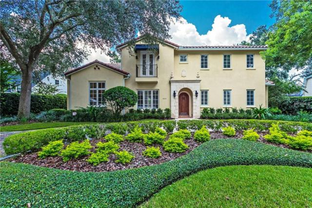 860 Mayfield Avenue, Winter Park, FL 32789 (MLS #O5708346) :: The Duncan Duo Team