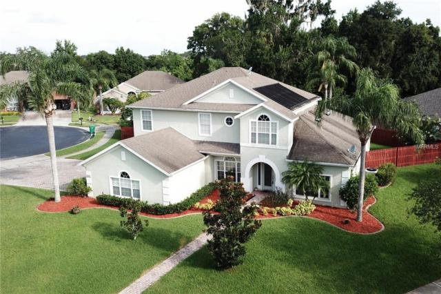 100 Trace Point, Winter Springs, FL 32708 (MLS #O5714909) :: The Dan Grieb Home to Sell Team