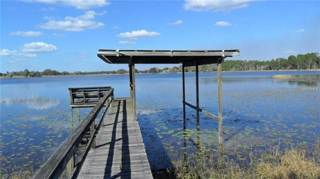 Lot 8 County Road 439 Road, Umatilla, FL 32784 (MLS #O5719592) :: RE/MAX Realtec Group