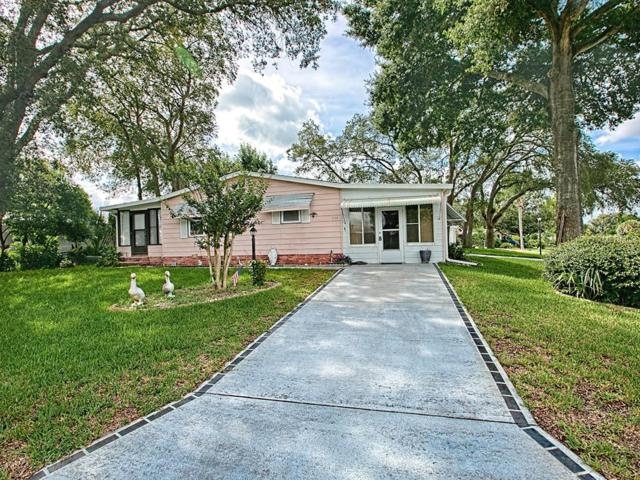 730 St Andrews Boulevard, The Villages, FL 32159 (MLS #O5720876) :: Realty Executives in The Villages
