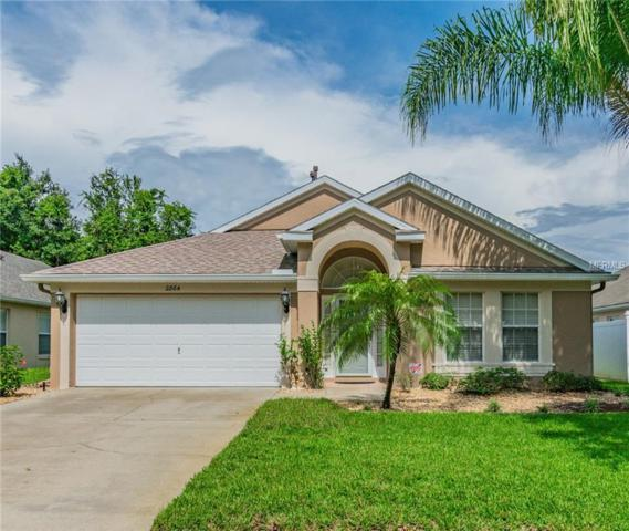 2864 Stags Leap Drive, Orange City, FL 32763 (MLS #O5721958) :: The Light Team