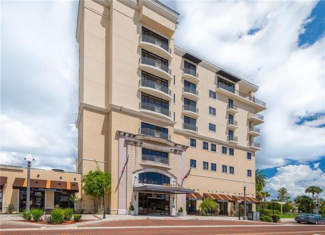 111 E Monument Avenue #705, Kissimmee, FL 34741 (MLS #O5734057) :: The Duncan Duo Team