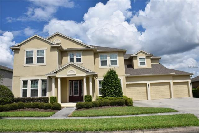10440 Woodward Winds Drive, Orlando, FL 32827 (MLS #O5735916) :: Premium Properties Real Estate Services