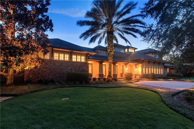 5501 Isleworth Country Club Drive, Windermere, FL 34786 (MLS #O5740376) :: Jeff Borham & Associates at Keller Williams Realty