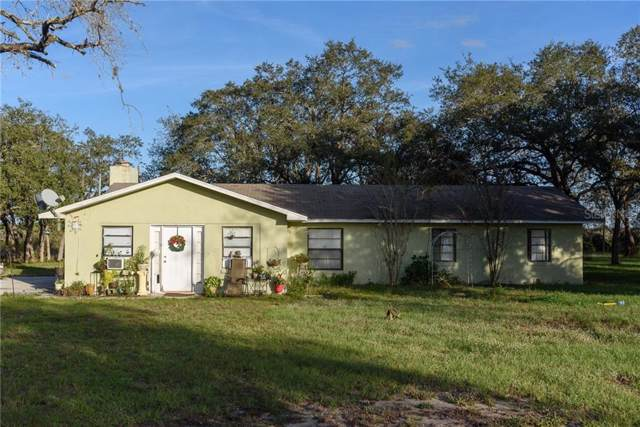 130 Cumbie Drive, Haines City, FL 33845 (MLS #O5748064) :: Team Bohannon Keller Williams, Tampa Properties