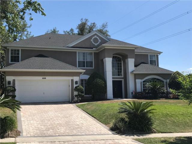 658 Charrice Place, Sanford, FL 32771 (MLS #O5756514) :: The Duncan Duo Team