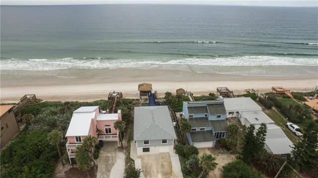 5741 S Atlantic Avenue, New Smyrna Beach, FL 32169 (MLS #O5761386) :: The Light Team