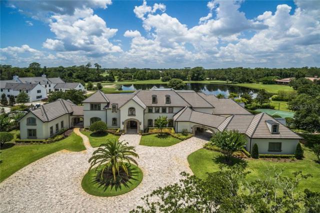 10205 Tavistock Road, Orlando, FL 32827 (MLS #O5776734) :: Armel Real Estate