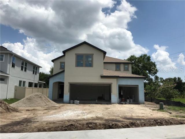 8815 Lake Hall Lane, Oviedo, FL 32765 (MLS #O5780423) :: Premium Properties Real Estate Services