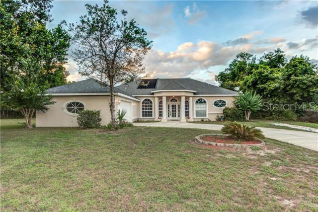 516 Hufford Drive, Debary, FL 32713 (MLS #O5791060) :: Griffin Group