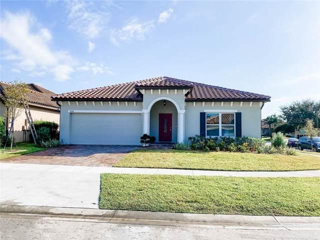 321 Villa Sorrento Circle, Haines City, FL 33844 (MLS #O5796775) :: Team Bohannon Keller Williams, Tampa Properties