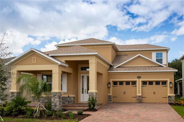 8142 Common Teal Court, Winter Garden, FL 34787 (MLS #O5800486) :: The Duncan Duo Team