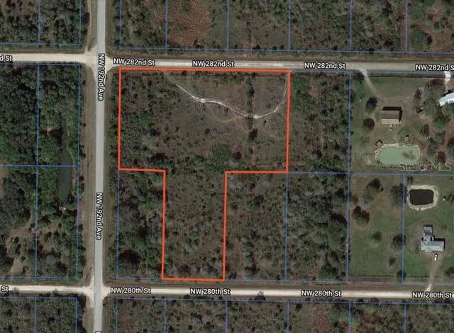 19092 NW 282ND Street, Okeechobee, FL 34972 (MLS #O5819967) :: Homepride Realty Services