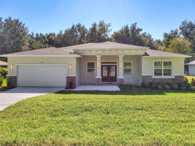 11602 Grand Hills Boulevard, Clermont, FL 34711 (MLS #O5824635) :: Griffin Group