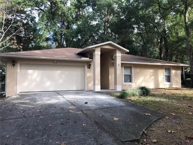 245 S Lake Cortez Drive, Apopka, FL 32703 (MLS #O5826033) :: Armel Real Estate