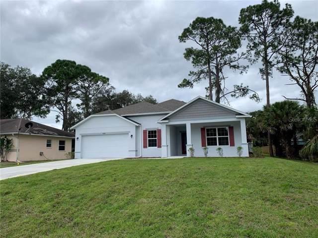 4695 Cranberry Boulevard, North Port, FL 34291 (MLS #O5828628) :: Team Bohannon Keller Williams, Tampa Properties