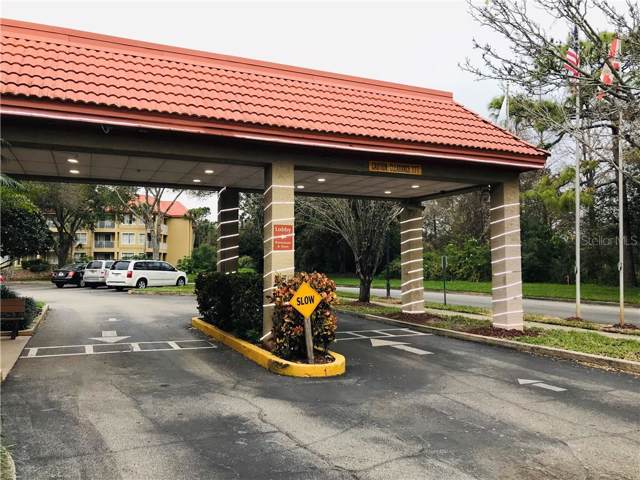 6337 Parc Corniche Drive #2312, Orlando, FL 32821 (MLS #O5833640) :: Zarghami Group